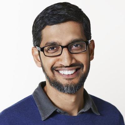 Microsoft Google Sundar