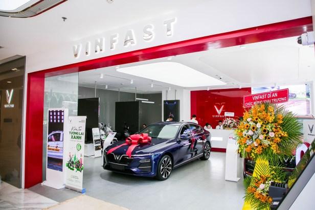 vinfast Showroom
