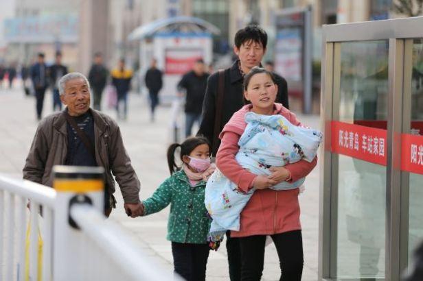 พ่อแม่หนักใจ จีนลูก 3 คน