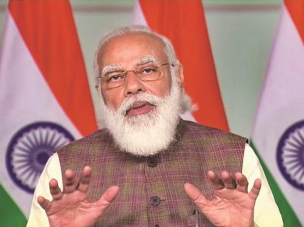 Modi เลือกตั้งอินเดีย
