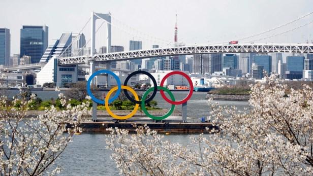 หน้าเปิด 2 โตเกียวโอลิมปิก