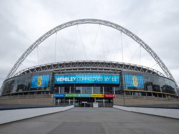 Wembley UCL