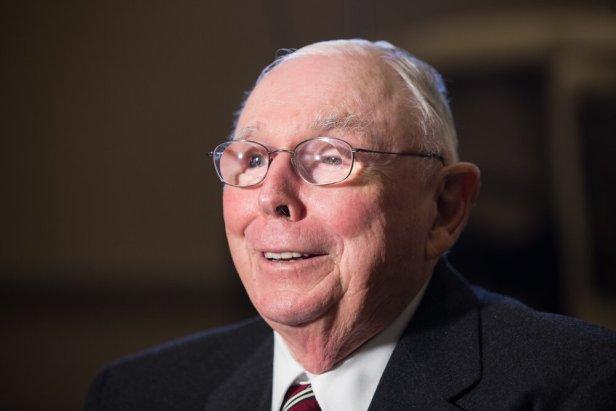 munger Buffett
