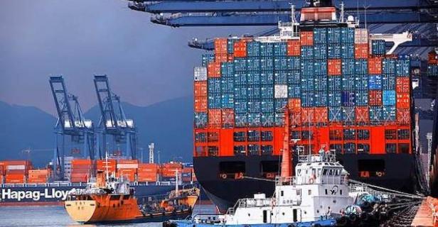 36000 ตู้ ท่าเรือจีน