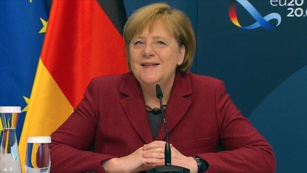 Merkel เยอรมนี