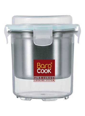 BAROCOOK - BC-001N - 500ml (Round) Flameless Cooking System with Sleeve