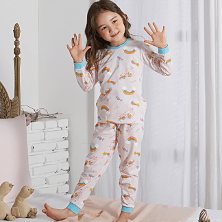 Olomimi unicorn world Kid Pyjamas product display
