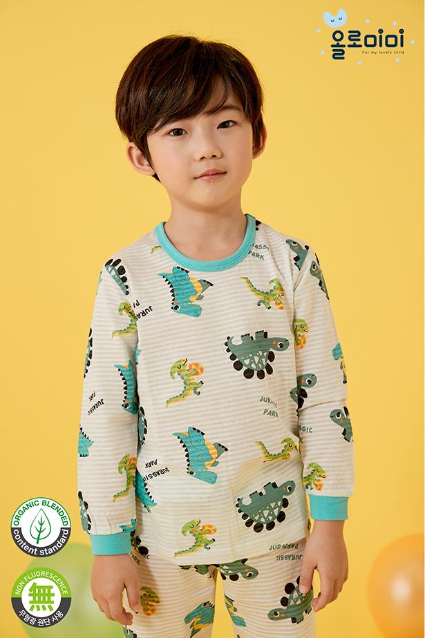 Olomimi Jurassic Park Kid Pyjamas Set