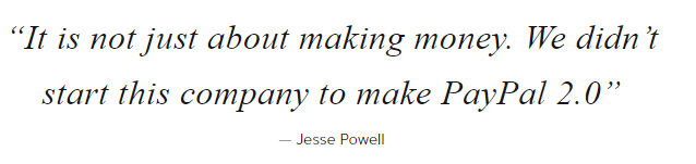 JESSE POWELL - Crypto Pioneer On A Mission 3