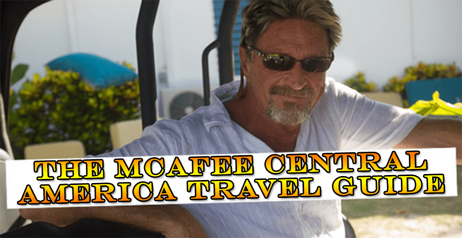 John McAfee's Guide To Help You Get To Your Destination 2