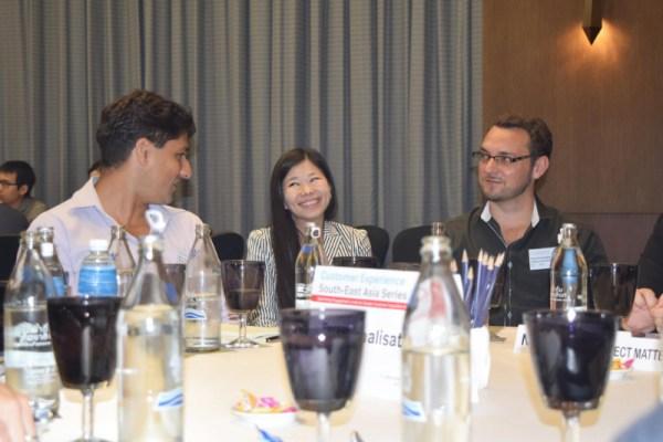 タイのデジタルマーケティング戦略のワークショップ2