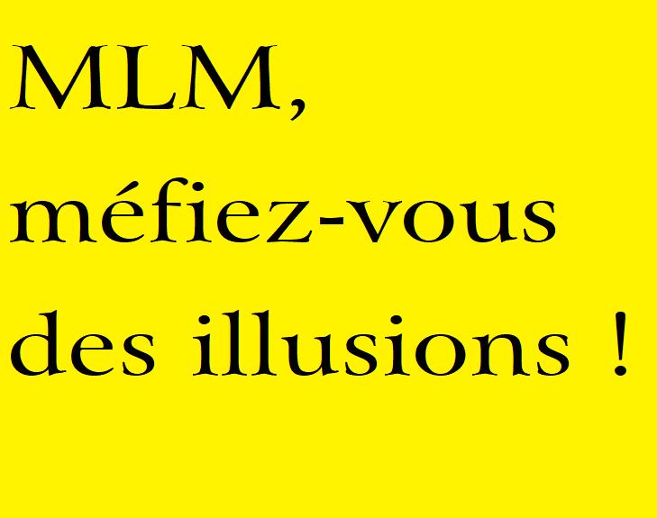 Entreprise de MLM ? Ne vous cassez pas les dents sur un concept millénaire.