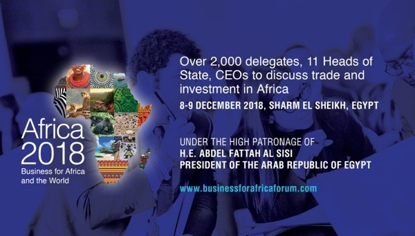 Africa 2018 - Business for Africa and the World