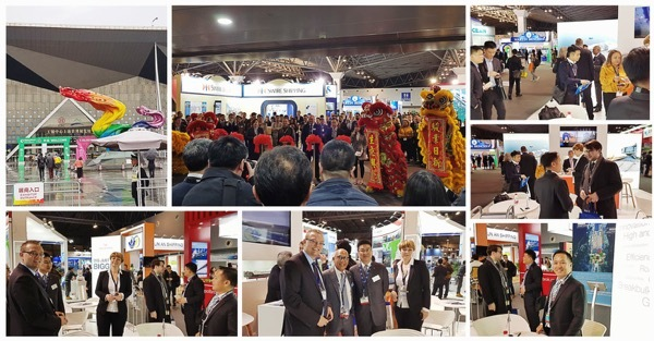 Breakbulk Asia Collage