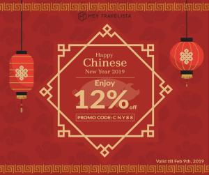 Aimviva January Newsletter Hey Travelista CNY offer