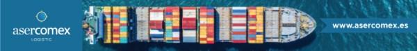 Asercomex Logistics Banner