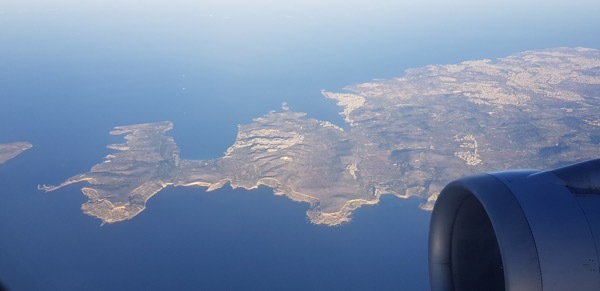 Photo of the Week Malta from the air