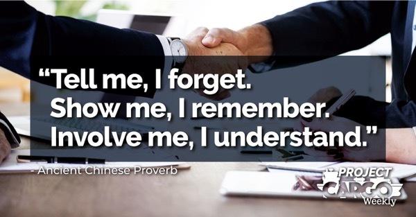 Week 12 Proverb