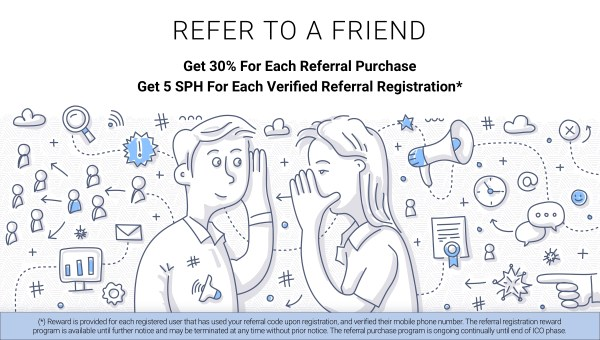 Refer to a friend bonus