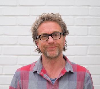 Tom Wilde Headshot