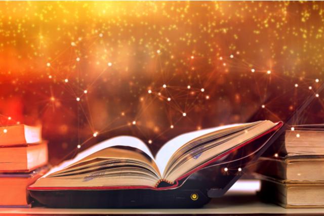 Openbookofmagic