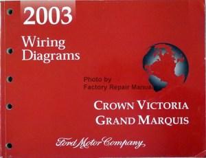 2003 Ford Crown Victoria, Mercury Grand Marquis, Marauder