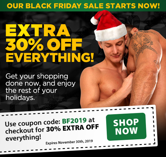 Extra 30% OFF everything!