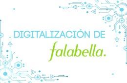 digitalización de Falabella