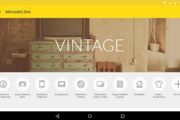 Mercado Libre app