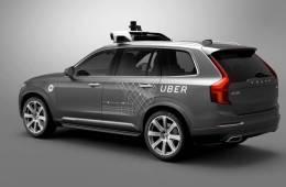 Uber coches autónomos de Volvo