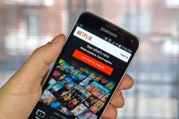Netflix prioriza el móvil
