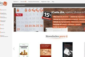 Librería de la U