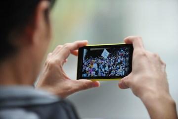 videos en smartphones
