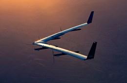 Aquila: el dron de Facebook quiere dar internet a todo el mundo