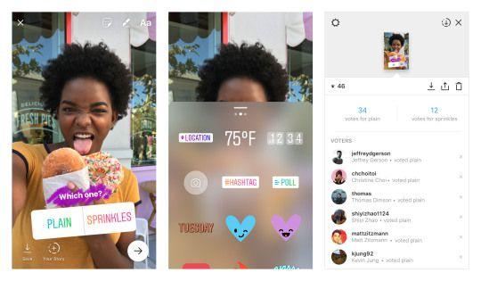 Así funcionan las nuevas encuestas de Instagram