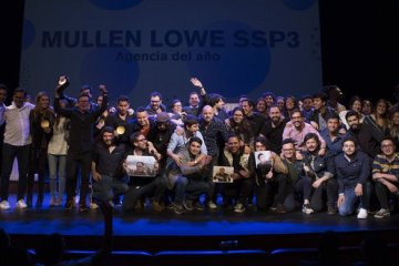 Mullen Lowe, Sancho BDDO y Nike, ganadores del Festival El Dorado 2017