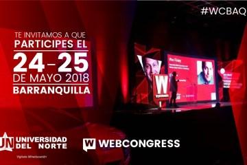 WebCongress Barranquilla 2018: innovación y tecnología de punta en Colombia
