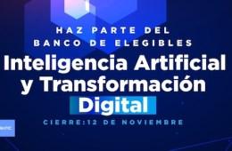 Inteligencia Artificial y Transformación Digital