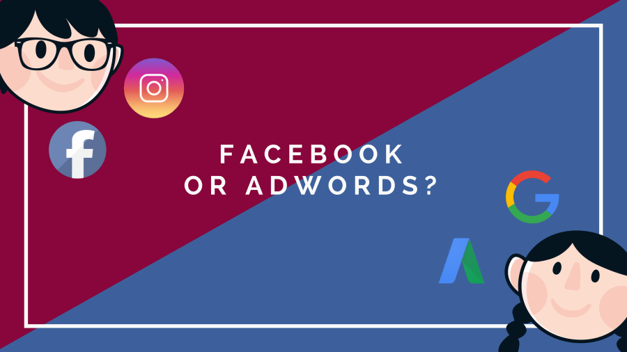 Facebook vs Adwords
