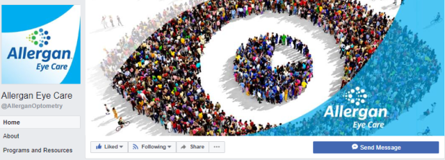 FB cover - Allergan