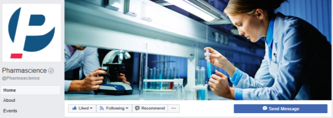 FB cover - Pharmascience - Cdn page