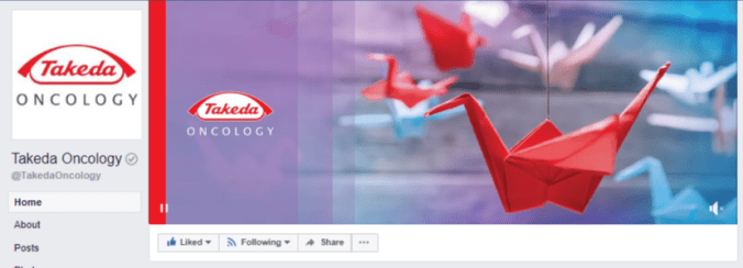FB cover - Takeda Oncology