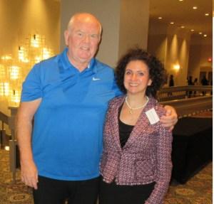 Natalie et Ray Chepsiuk - PAAB Commissionner - retraite
