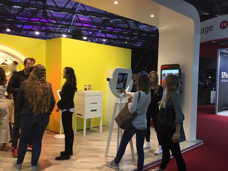 DMEXCO 2018: Тренд: - фотографии snapchat