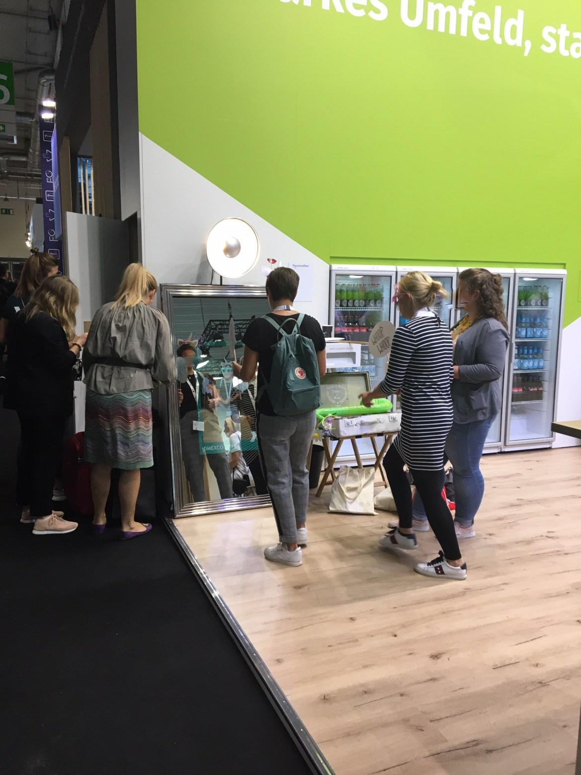 DMEXCO 2018: Тренд - фотографии