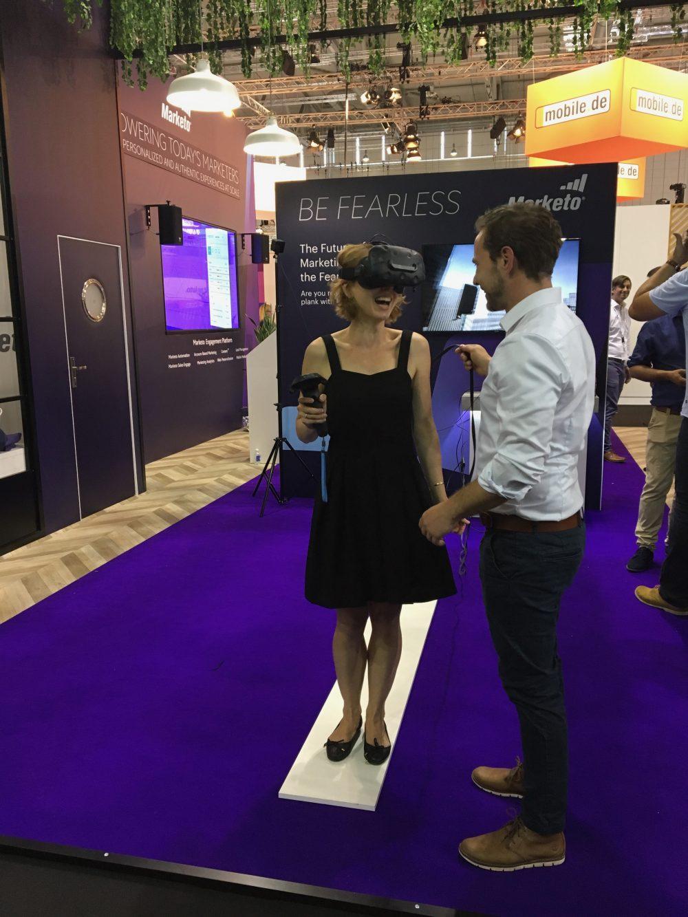 DMEXCO 2018: Виртуальная реальность в маркетинге