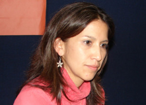 Verónica Astudillo GM Purina