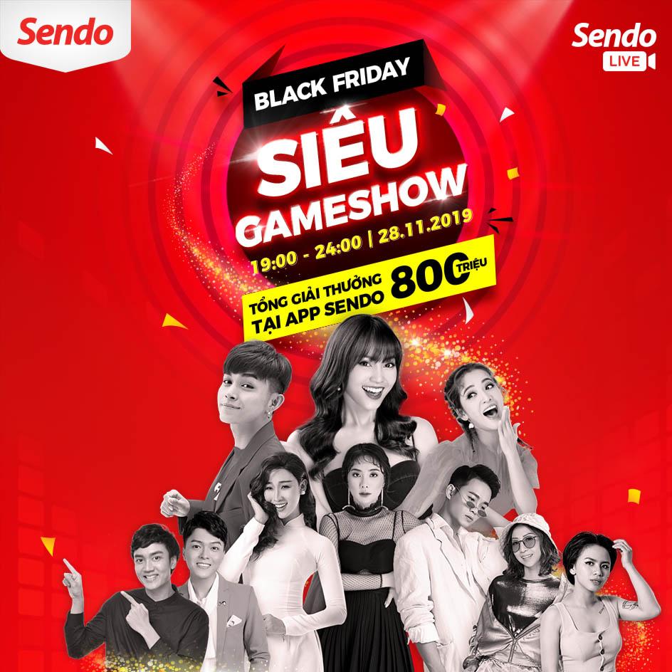 Hợp tác với nhiều KOLs nổi tiếng để thực hiện chiến lược marketing của Sendo