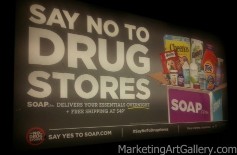 Soap.com Billboard