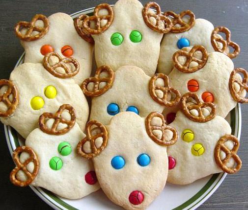 Resultado de imagen de recetas faciles navidad niños